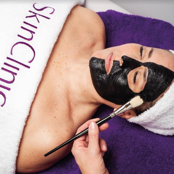 Карбоновая крем-маска SkinClinic | Carbon cream-mask